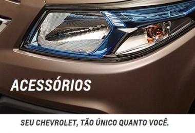 Personalize seu Chevrolet